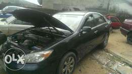 Clean Camry 2004
