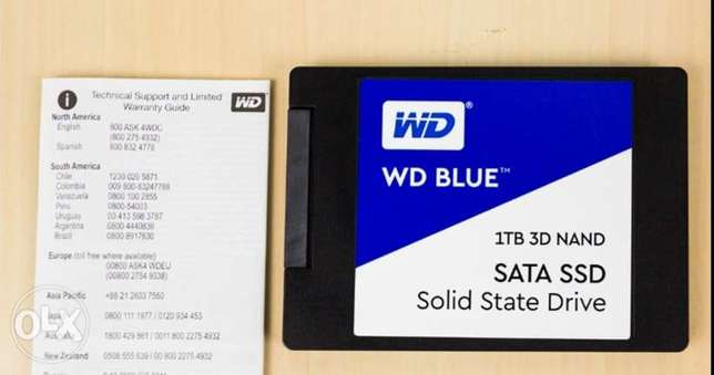 All SSD HARD drives, in one place
