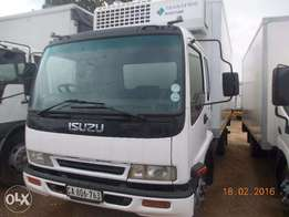 ISUZU 5 Tonne Insulated Truck Available