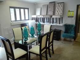 for sale geniune wooden dinning table & chairs