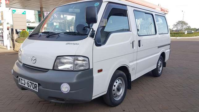 Mazda bongo single rear wheel 2009 quick sale not locally used Nairobi CBD - image 7