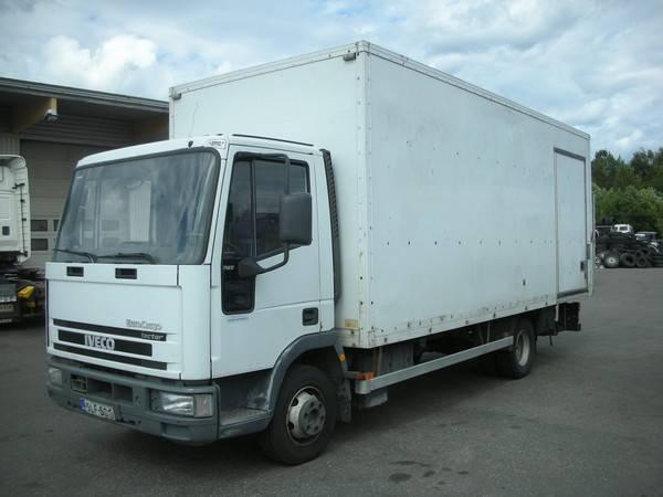 Iveco Cargo 75 E 17 - 2001