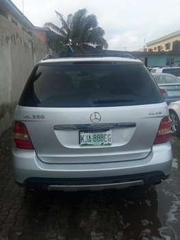 2007 Mercedes Benz Ml350 4Matic Up 4Sale Lagos Mainland - image 1