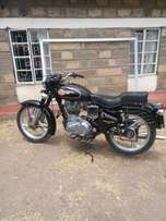 Royal Enfield motorbike quick sale!