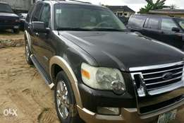 Ford Explorer 2006 for sale, neatly used and in good condition