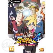 Naruto Shippuden Ultimate Ninja Storm 4 PC Game + Road To Boruto Dlc