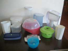 Assorted Plastics and Tupperware (R10 - R50 each)