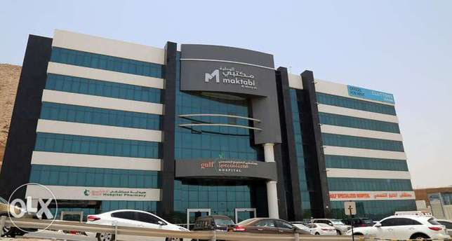 Offices from 100.000 OMR in Maktabi Wattayah( New year offer)