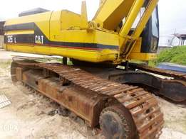 Very clean 325BL excavator caterpillar