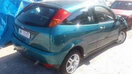 2000 Ford Focus Hatch 1.6 (Z-Tech Engine) Stripping for spares
