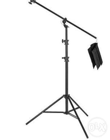 Boom stand arm with sand bag ١٨٥٠