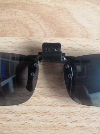 ec641a4f918af0 Nakładki na okulary Polaryzacyjne SOLANO ss 30002 a Zielona Góra - image 5