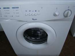 Whirlpool 5kg Front loader washing machine