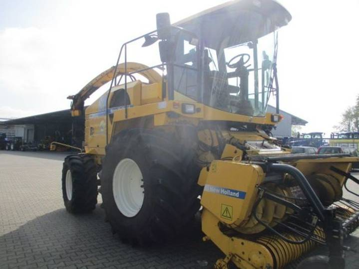 New Holland fx 60 - 2007 - image 4