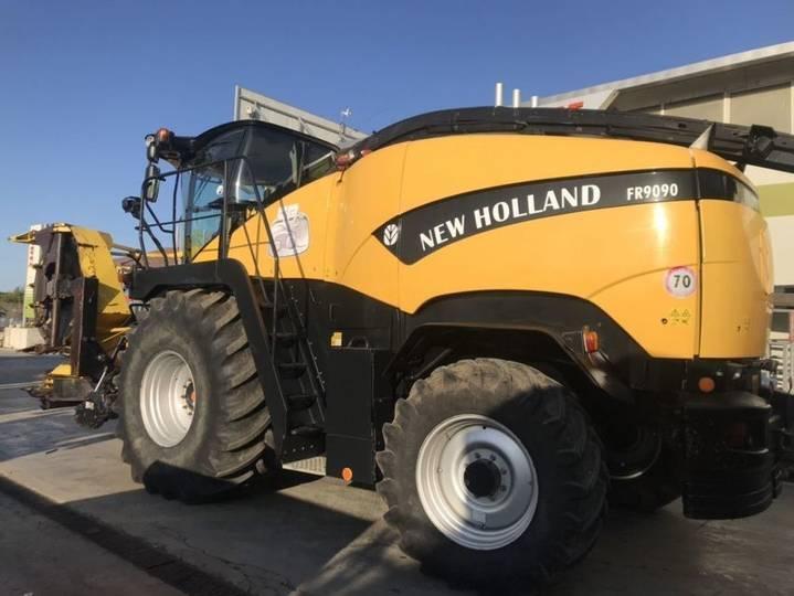 New Holland fr9090 - 2011