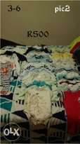 Boys clothing 3-6 months 60+items