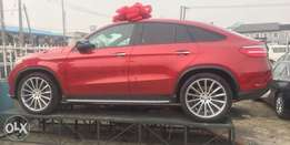 Sharp Tokunbo Mercedes-Benz GLE450 4Matic 017