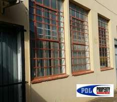 Warehouse situated in Bester Street CBD