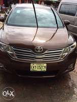 2010 Toyota Venza Full Option For N4.5M
