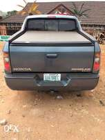 registered 2006 honda ridgeline