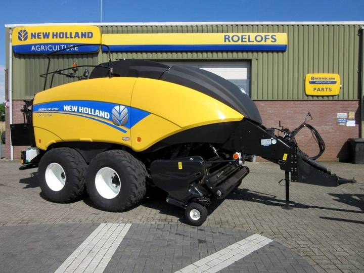 New Holland Bigbaler 1270rc - 2015