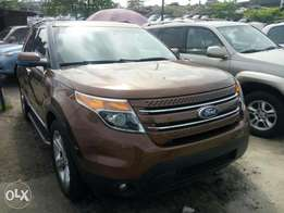 Pure clean 2012 Ford Explorer. Limited edition. Direct tokunbo