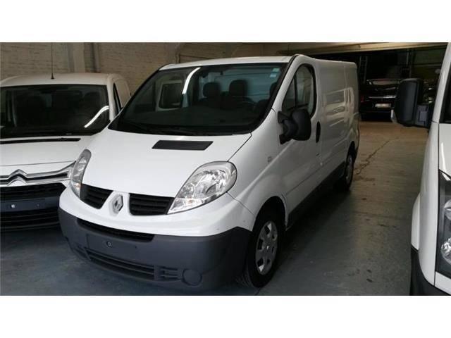 Renault Trafic L1H1 8500€+tva/btw - 2013
