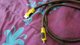Hdmi cable as per pics,excellent condition,bargain