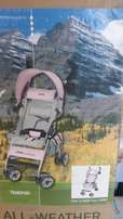 Jeep All Weather Stroller for sale  Roodepoort