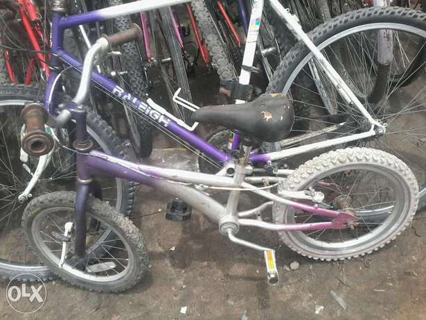 Mtumba bicycles and their spares from US Mkomani - image 1