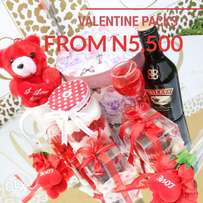 Valentine gifts from N 5,500 only