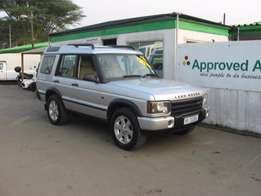 2005 Land Rover Discovery 2 TD5