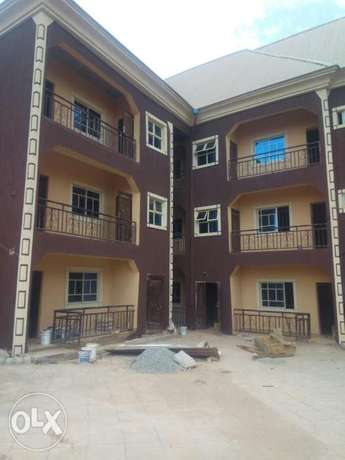 Newly Built 3bedroom flat at new heaven suit for Rent Enugu North - image 1