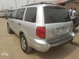 Honda Pilot (First Body)