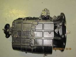 UD290 synchro gearbox