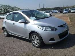 2010 model: cash or hire purchase, Mazda Demio
