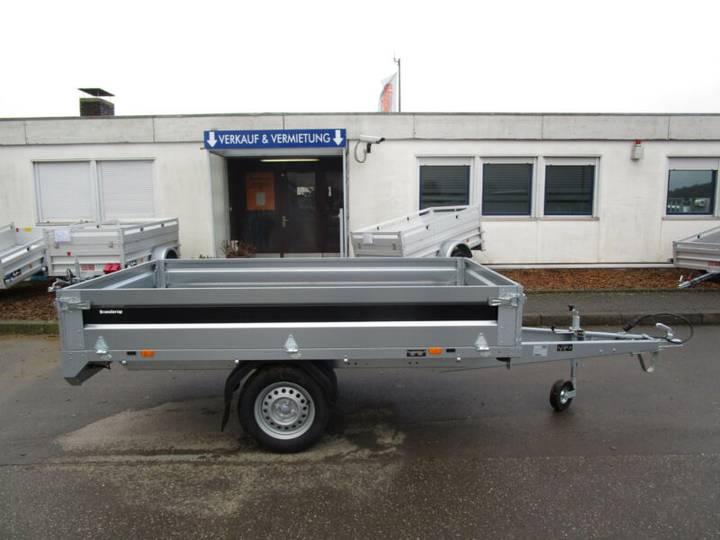 Brenderup 4260 STAHL 259x143x35cm 750 kg oder1,2 t - 2019