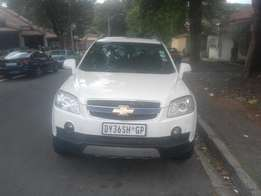 Chevrolet Captiva Ltz 2009 model Automatic drive