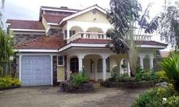 5 bedroom house for rent behind medheal hospital Nakuru