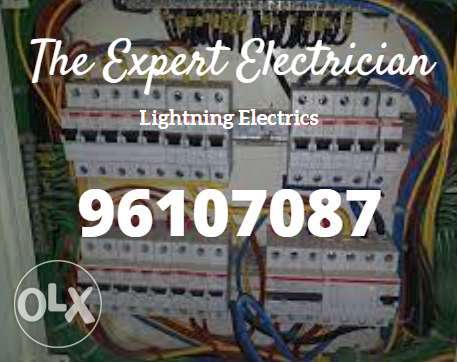 Have you any issues about electrical you call an expert electrician or