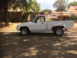 Toyota hilux hips for sale. With a 4y engine
