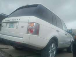 First Body Range Rover HSE 2007