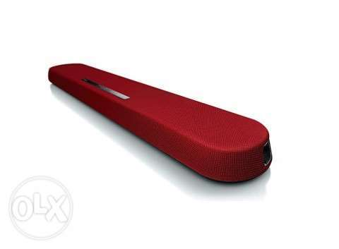 Yamaha YAS-109 Soundbar - Red ساوند بار ياماها احمر