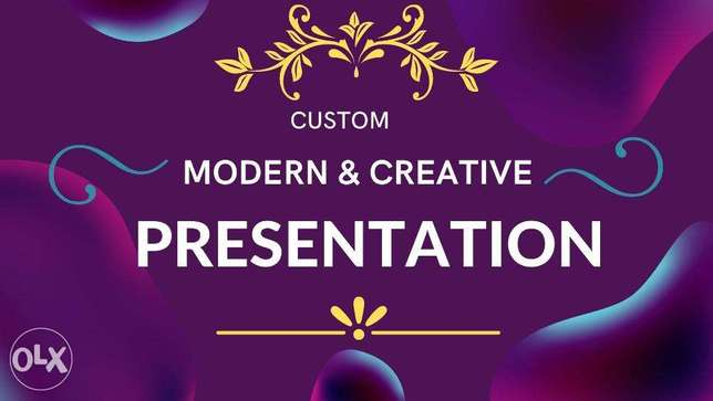 Expert Power-point Professional and business presentation designer