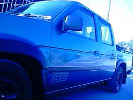 Nissan dcab fh turbo diesel 2,7se for sell or swop condor