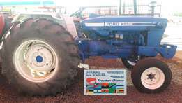 Second hand Ford 6600 tractor