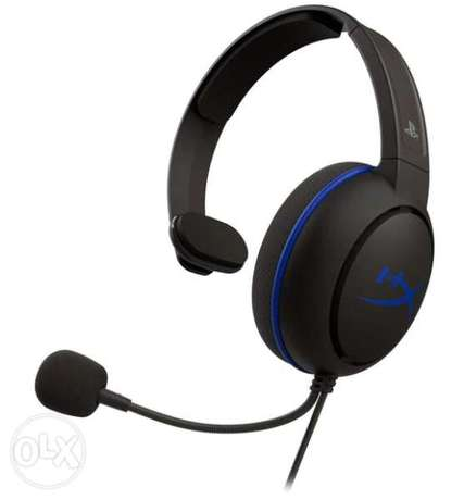 HyperX Cloud chat headset officially licensed for PS4 ea