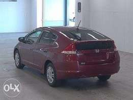 Honda Insight 1300cc Aero shape Import Deal