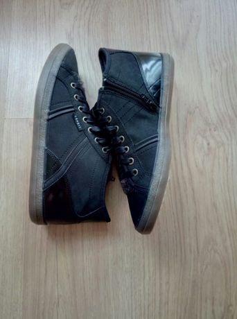 6d3336a50cfb8 Esprit nowe buty 38 damskie czarne trampki sneakersy tenisówki półbuty  Kraków - image 3