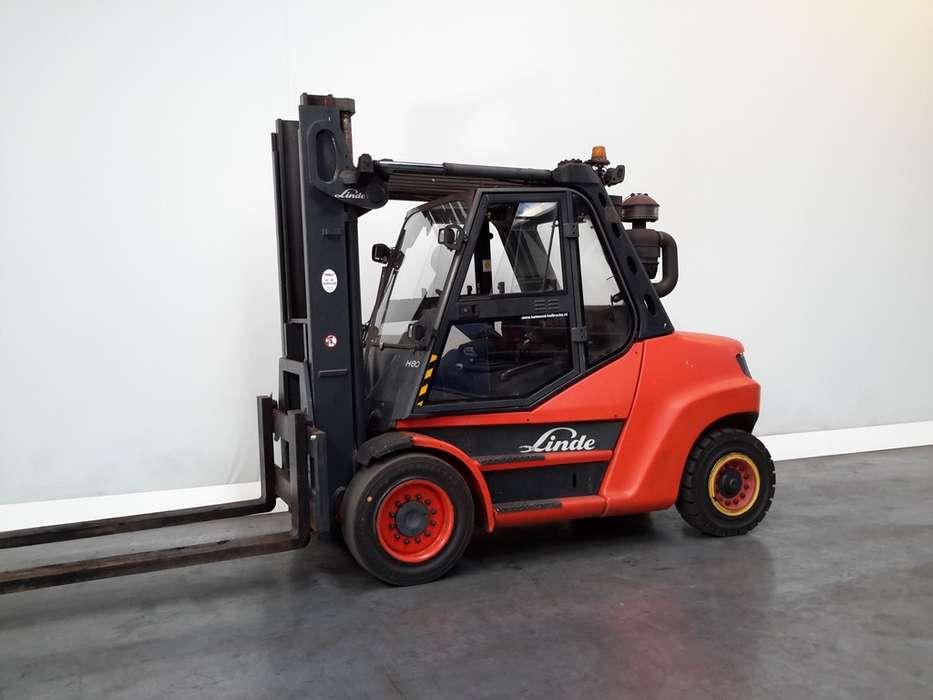 Linde H 80 D - 900 - 2009